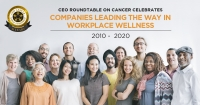CEO Cancer Gold Standard 10 Year Accreditation