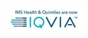 IQVIA Horizontal Logo