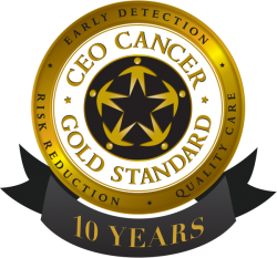 Gold Standard Ten Year Logo